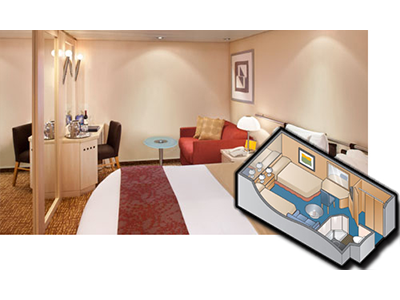 Bliss_Cabin-Interior-Stateroom