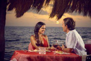 Desire Riviera Maya Dinner