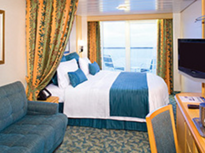 RCI Mariner of the Seas_Balcony Staterooms-Ocean View w Balcony (1D 2D 3D 4D 5D 6D 7D)