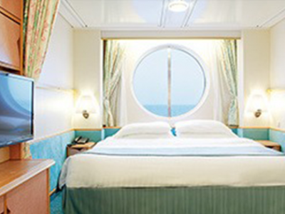 RCI Mariner of the Seas_Ocean View Staterooms-Ocean View Stateroom (1N 2N 3N 8N)