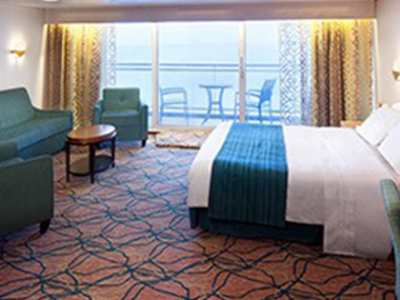 RCI Mariner of the Seas_Suites-Junior Suite (J3 J4)