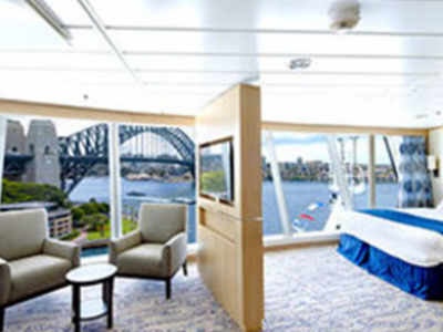 RCI Mariner of the Seas_Suites-Panoramic Ocean View Suite (No Balcony)