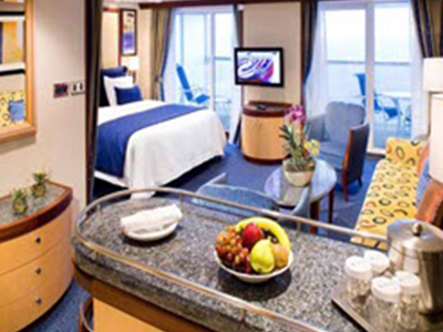 RCI Navigator of the Seas - Grand Suite 1-Bedroom GS