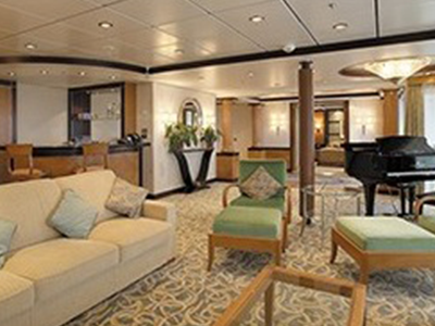 RCI Navigator of the Seas - Grand Suite 2-Bedroom GT