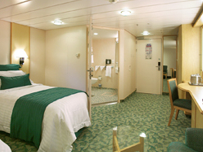 RCI Navigator of the Seas - Interior Stateroom 1V 3V 4V 6V