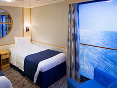 RCI Navigator of the Seas - Interior with Virtual Balcony 4U
