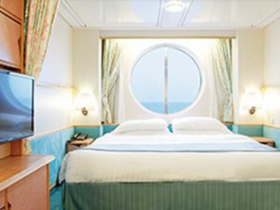 RCI Navigator of the Seas - Ocean View Stateroom 1N 2N 3N 8N
