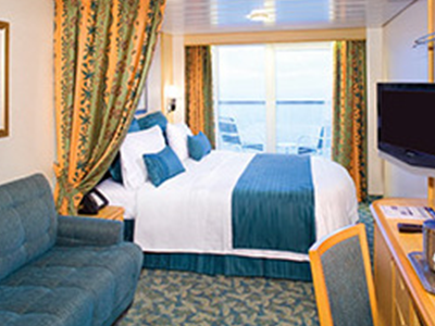 RCI Navigator of the Seas - Ocean View with Balcony