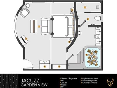 desire-riviera-amaya-resoert-Jacuzzi Room Garden View-04