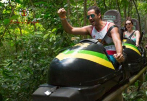 Jamaica – Bobsleigh & Sky Explorer Tour at Mystic Mountain