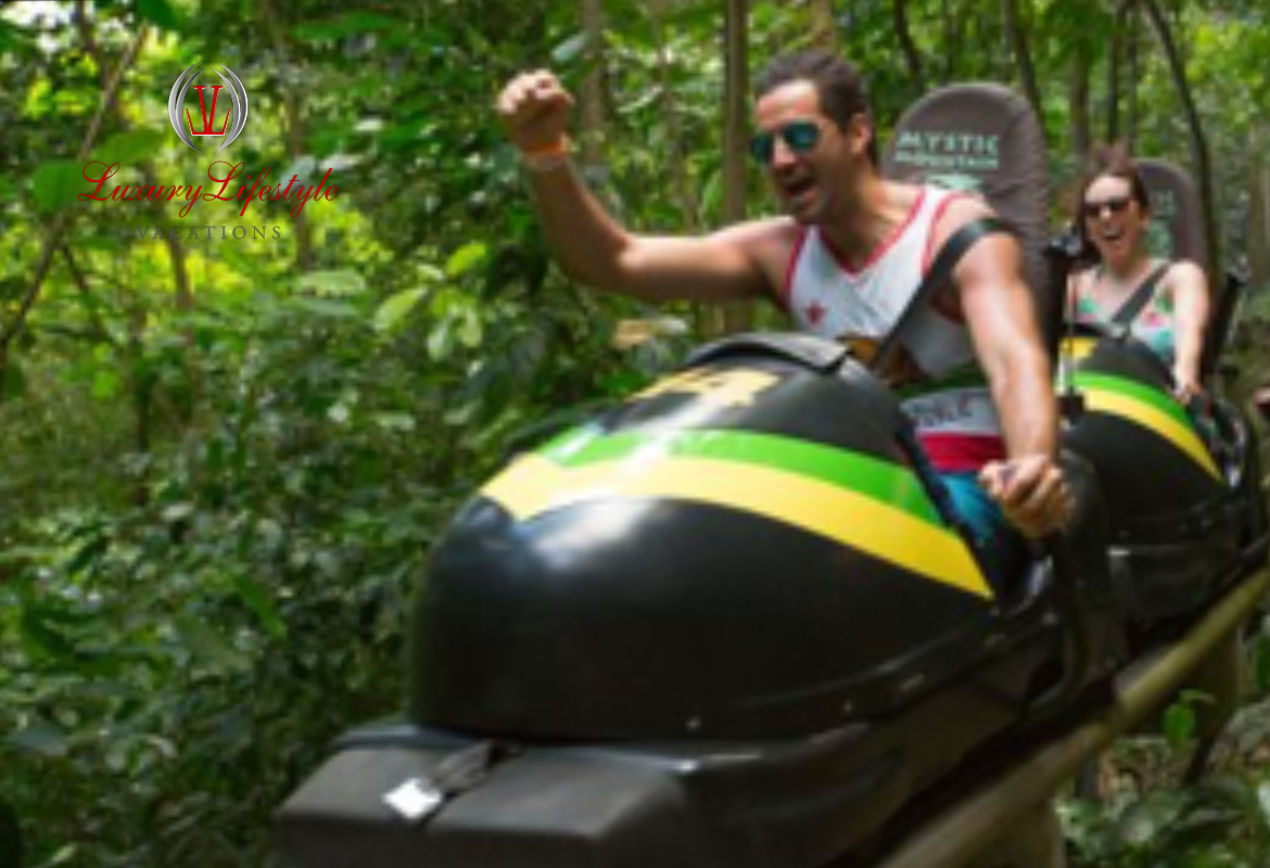 Jamaica – Bobsleigh & Sky Explorer Tour at Mystic Mountain