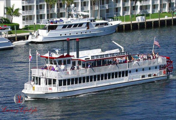 Fort Lauderdale – Las Olas River Cruise and Food Tour