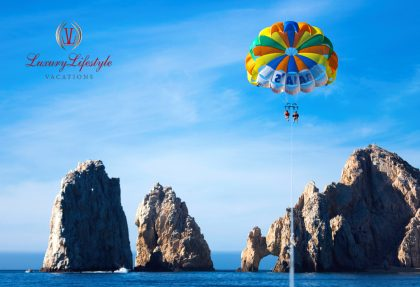 Cabo San Lucas – Parasailing Adventure