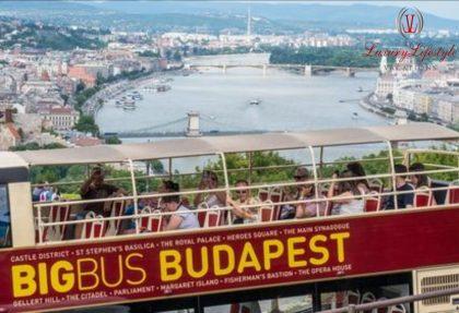 Budapest – Big Bus Hop-on-off Tour