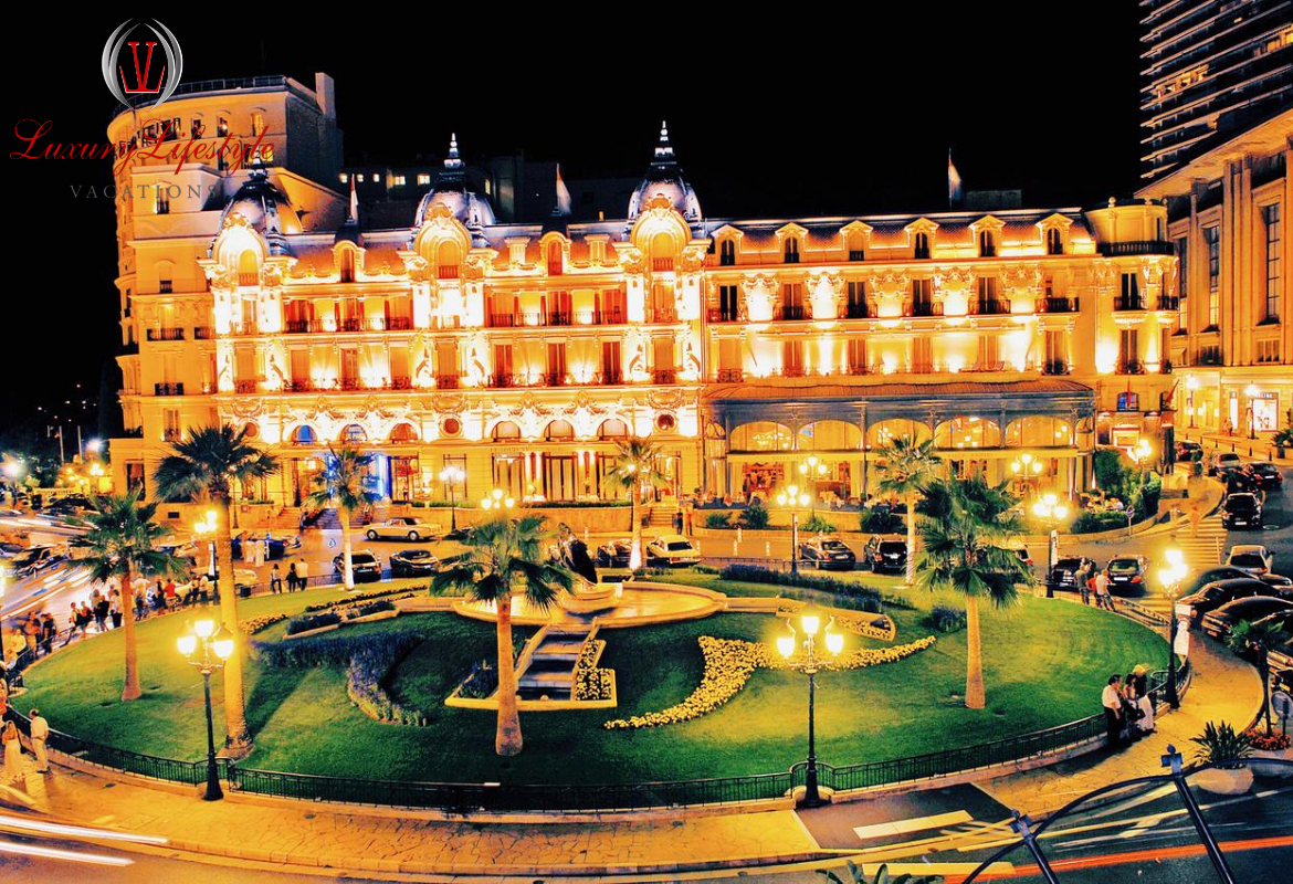 Monte Carlo – Casino Square Night Tour