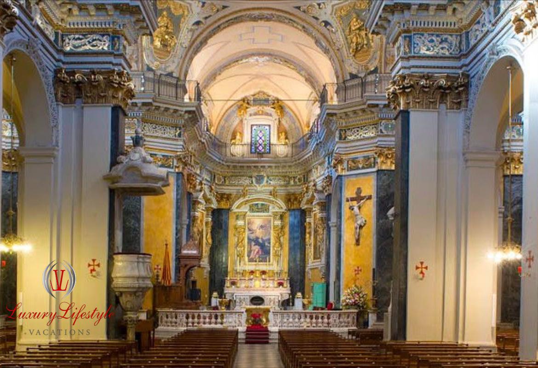 Nice – Cathedral Sainte Reparata