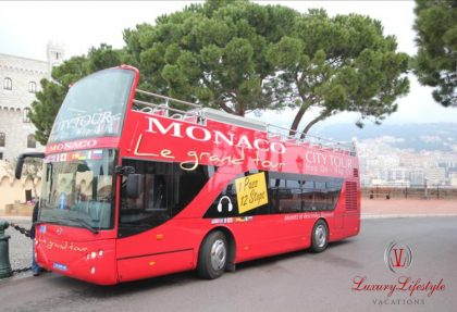 Monte Carlo – Monaco Hop-on-off Bus Tour