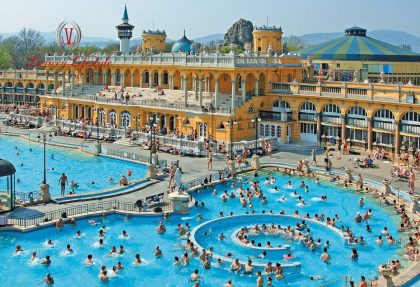 Budapest – Private Entrance to Szechenyl Spa with Optional Massage