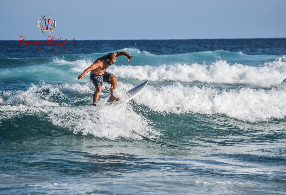Port Canaveral – Surfboard lessons at Cocoa Beach