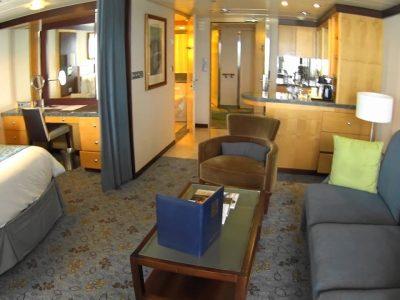 Grand Suite - One Bedroom (Sky Class)