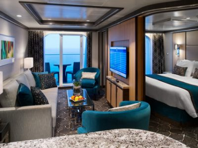 Grand Suite - Two Bedrooms (Sky Class)